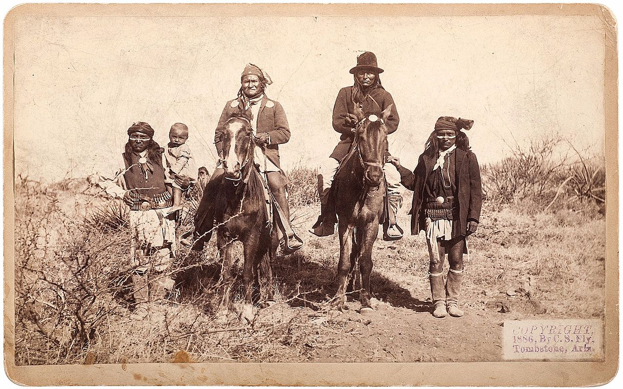 geronimo essay How did geronimo change in response to the murder of his mother, wife, and  three small  ashton four short stories question sheet essay.