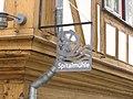Schild der Spitalmühle.JPG