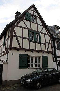 Schillerstraße in Bonn