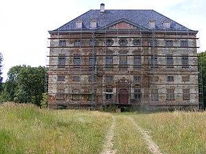 Charles Philippe Dieussart -  Rossewitz Castle, designed by Charles Philippe Dieussart, Laage, Mecklenburg-Vorpommern