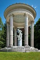 Schlosspark Linderhof , Venustempel.jpg