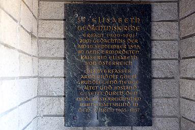Schneeberg Kaiserin-Elisabeth-Gedächtniskirche September 2014 h.jpg
