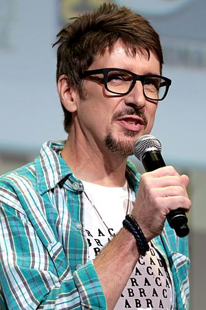 Doctor Strange (2016 film) - Derrickson promoting Doctor Strange at the 2016 San Diego Comic-Con International