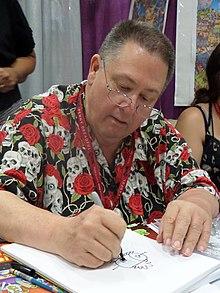 Scott Shaw, 2014 San Siego Comic Con.jpg