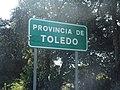 Señal de entrada en la provincia de Toledo.JPG