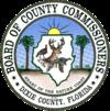 佛罗里达州迪克西县县徽