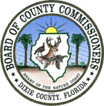 Official seal of Dixie County