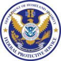 Seal of the U.S. Department of Homeland Security Federal Protective Service.png