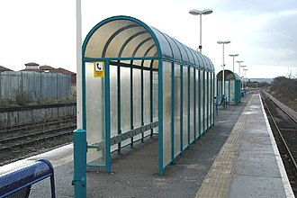 Seamer, Scarborough - Seamer railway station