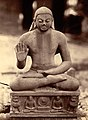 Seated Buddha Mankuwar Allahabad District UP India.jpg