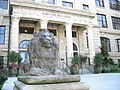 Seattle - Queen Anne High lion 02.jpg