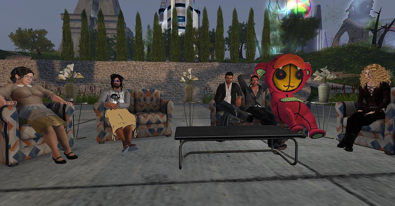 Second Life  Shroud