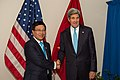 Secretary Kerry with Vietnamese Foreign Minister Pham Binh Minh (9196997840).jpg