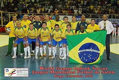 Seleção Brasileira de Futebol de Salão Masculino (CNFS) – Wikipédia ... 7d55b790b54d9