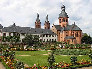 Einhard-Basilika