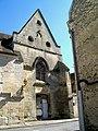 Senlis (60), ancienne chapelle du couvent des Carmes (1).jpg