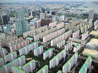 Parc1 Tower - Image: Seoul Suburbs (1366869739)