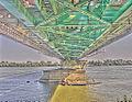 Serbia, Belgrade, under the Pancevo bridge, 07.08.2011.jpg