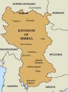 Kingdom of Serbia - Wikipedia