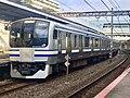 Series E217 Y-1 in Zushi Station 02.jpg