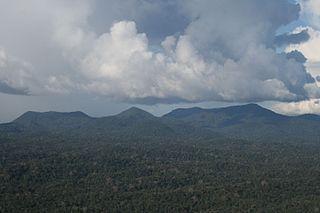 Acarai Mountains