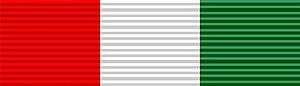 William Miranda Marín - Image: Service Medal 1