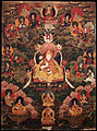 Seventh Dalai Lama, Kalzang Gyatso (1708–1757) - Google Art Project.jpg