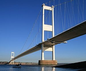 Severn Bridge - The Severn Bridge