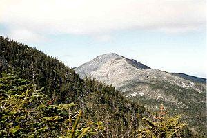 Seward Mountain (New York) - Seward Mt. seen from Seymour Mt.