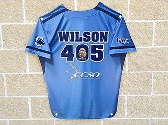 Charlotte Sports Park - Sgt. Wilson Jersey
