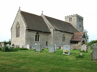 Shabbington Human settlement in England