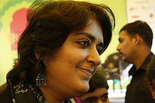 Shabnam Virmani at Jaipur Literature Festival, 2012.jpg