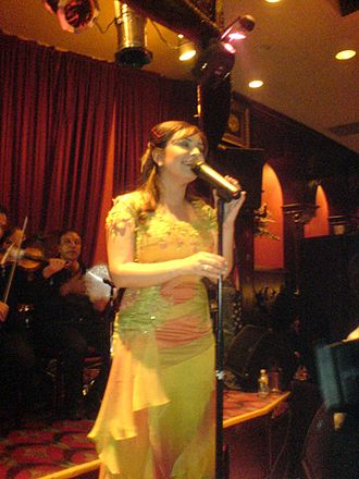 Shahd Barmada - Barmada performing in USA, May 2007