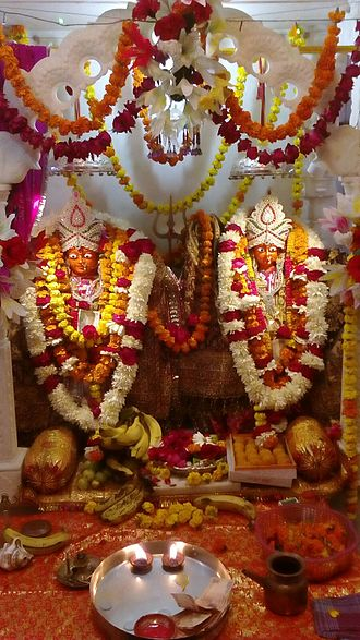Shakambhari - Shakumbhari Temple Kanpur, Uttar Pradesh