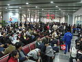 Shanghai South Railway Station-CRH-waiting1.jpg