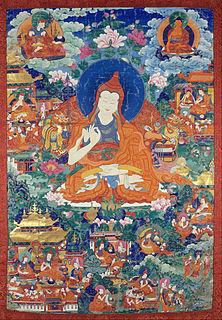 Śāntarakṣita Indian philosopher
