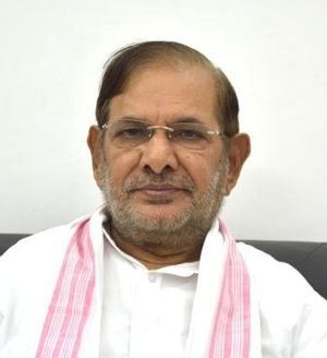 Minister of Labour and Employment - Image: Sharadyadavjdu