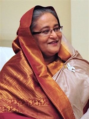 South Asian Association for Regional Cooperation - Image: Sheikh Hasina in London cropped