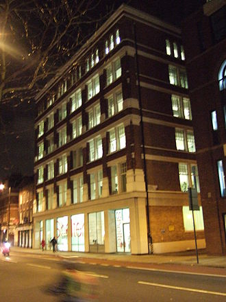 Shelter (charity) - Shelter Headquarters in Old Street, London
