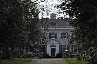 Assington (Sherborn, Massachusetts) United States historic place