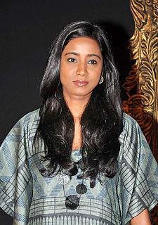 Shilpa Rao Indian singer