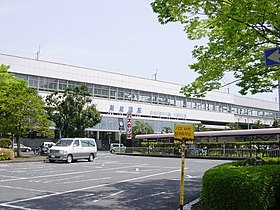 Image illustrative de l'article Gare de Shin-Iwakuni