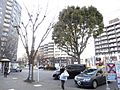 Shin-tokorozwa-station-west-trafficplace 2014-02-7 2014-02-18 13-20.jpg