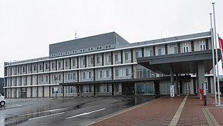 Shiroishi, Saga Town in Kyushu, Japan