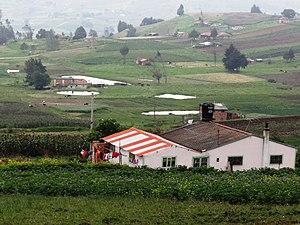 Siachoque - Image: Siachoque rural 02