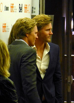 Thad Luckinbill - Thad Luckinbill (right) and Trent Luckinbill in 2015