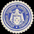 Siegelmarke Episcopalis Vicariatus Generalis Hildesiensis W0245899.jpg