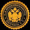 Siegelmarke K.u.K. Offizierswaiseninstitut - Hirtenberg N.Ö. W0261533.jpg