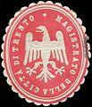 Siegelmarke Magistrato della citta di Trento W0322877.jpg