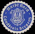 Siegelmarke Markt Hard - Landkreis Bregenz W0261279.jpg